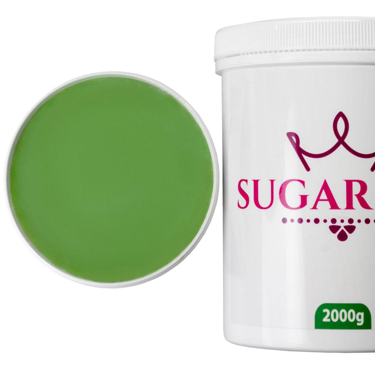 Паста Sugarlen (2000 гр.) - зелена